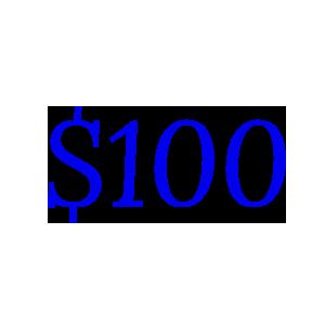Retail Under $100